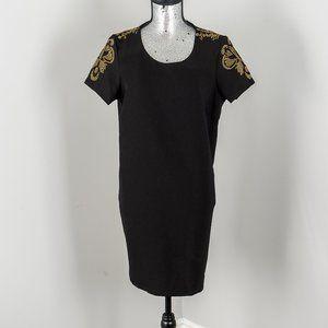 NWOT Vero Moda studded shoulder dress - M